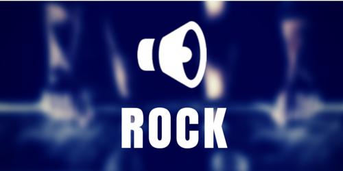 Rock Hits die die Leistung pushen