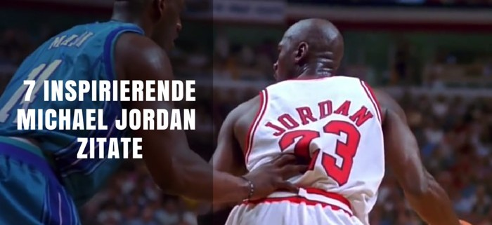 team sprüche sport 7 Michael Jordan Zitate für mehr Motivation team sprüche sport