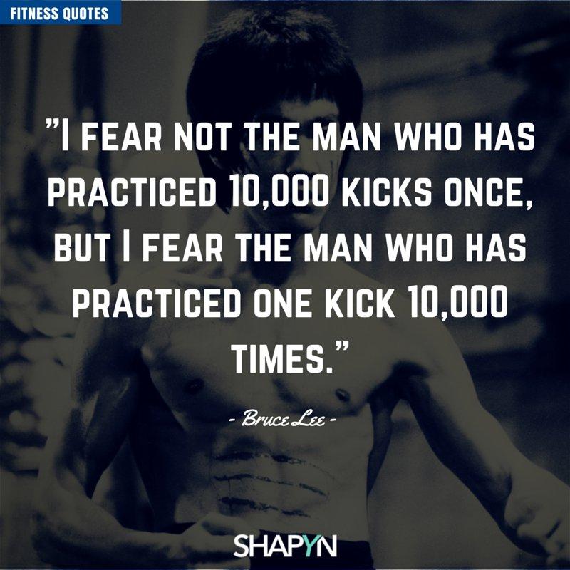 12 Bruce Lee Zitate, Weisheiten und Sprüche